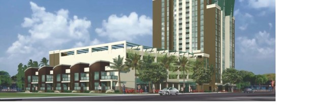 Halekauwila Place – Kakaako New Affordable Rental Project